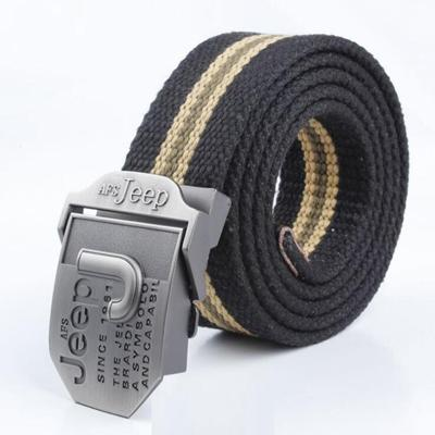 West Louis™ Military Tactical Belt Black / 125cm - West Louis