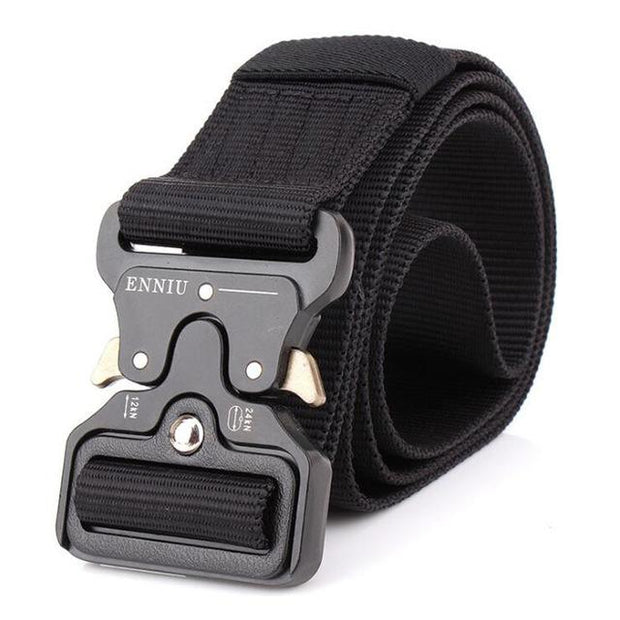 West Louis™ Military Tactical Belt Black3 / 125cm - West Louis