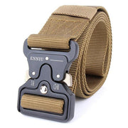 West Louis™ Military Tactical Belt Khaki2 / 125cm - West Louis