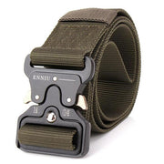 West Louis™ Military Tactical Belt Green3 / 125cm - West Louis
