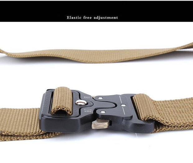 West Louis™ Military Tactical Belt  - West Louis