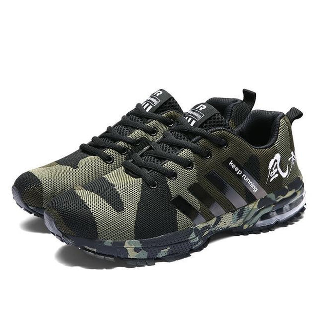 West Louis™ Urban Fashion Camouflage Shoes