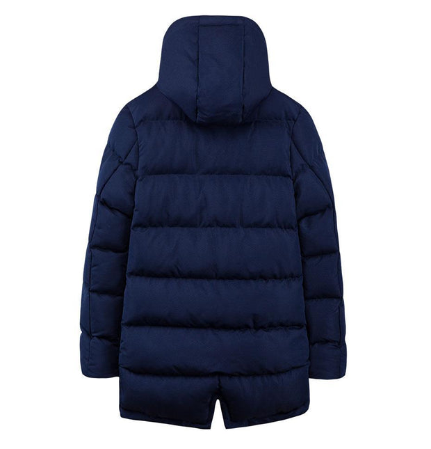West Louis™ Fashion Parka Warm Long Coat