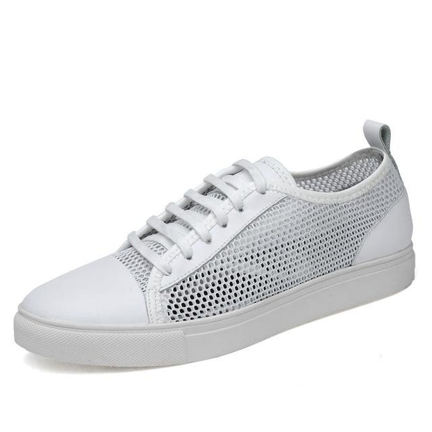 West Louis™ Breathable Lightweight Shoes white / 10 - West Louis