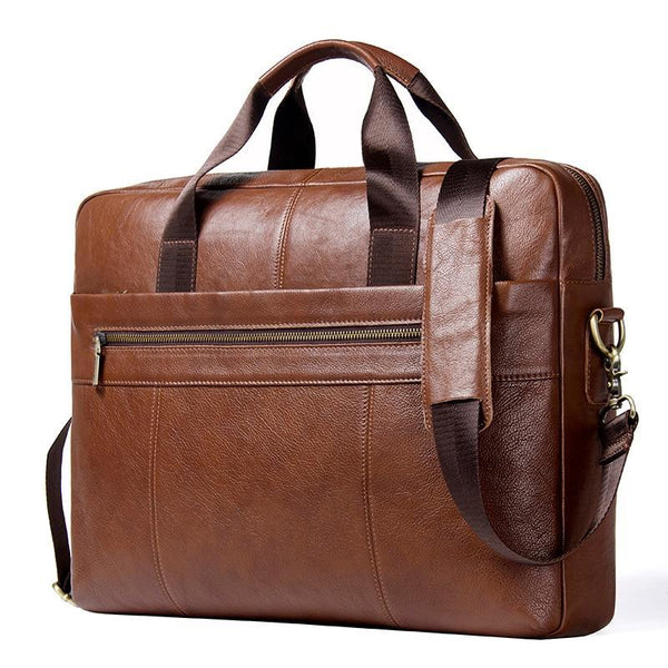 West Louis™ Business Shoulder Bag For Man Briefcase