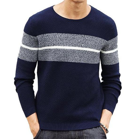 West Louis™ James Striped Pullover