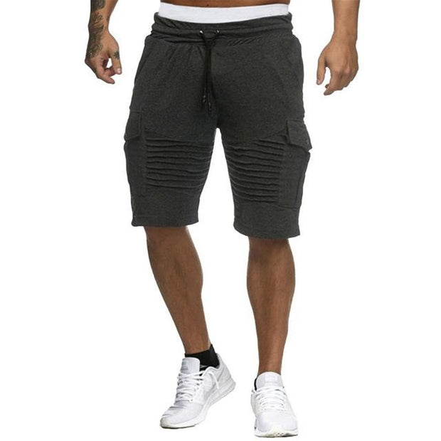 West Louis™ Streetwear Style Loose Short Dark Gray / XS - West Louis