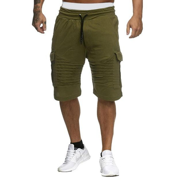West Louis™ Streetwear Style Loose Short Green / M - West Louis