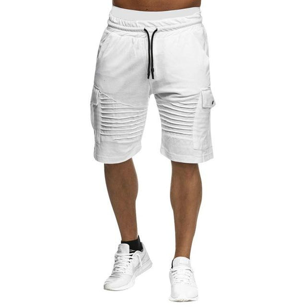 West Louis™ Streetwear Style Loose Short White / M - West Louis