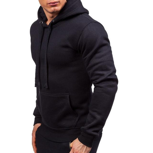 West Louis™ Sportswear Fashion Hoodies Black / M - West Louis