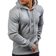 West Louis™ Sportswear Fashion Hoodies Gray / M - West Louis