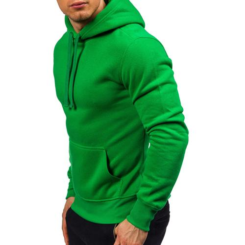 West Louis™ Sportswear Fashion Hoodies Green / M - West Louis
