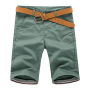 West Louis™ Cotton Bermuda Cargo Short Sky Blue / 30 - West Louis
