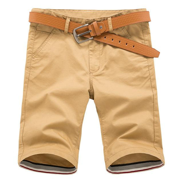 West Louis™ Cotton Bermuda Cargo Short Gold / 30 - West Louis