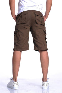 West Louis™ Leisure Summer Cargo Shorts  - West Louis