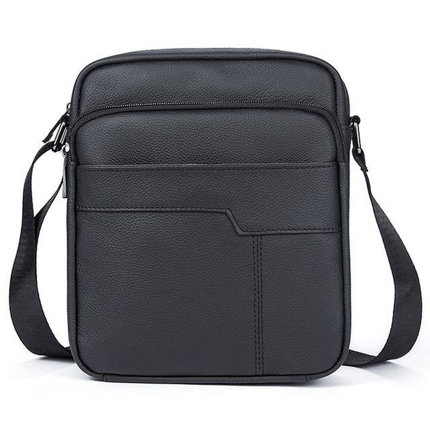 West Louis™ Vintage Crossbody Bags Black - West Louis