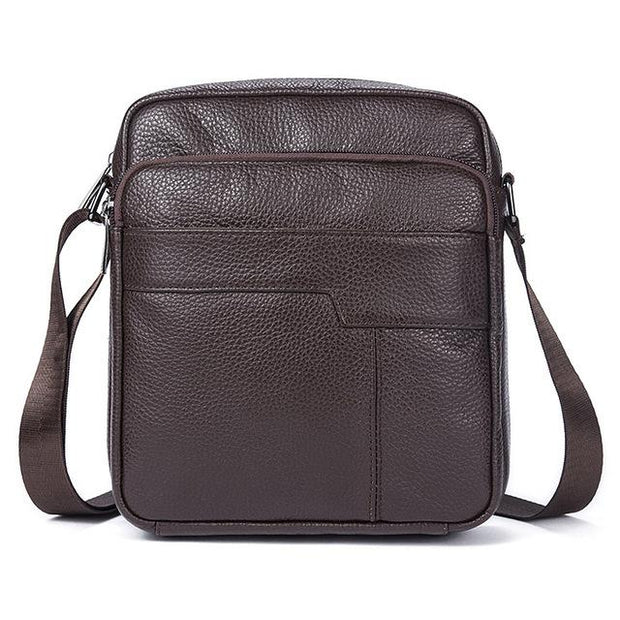 West Louis™ Vintage Crossbody Bags Brown - West Louis