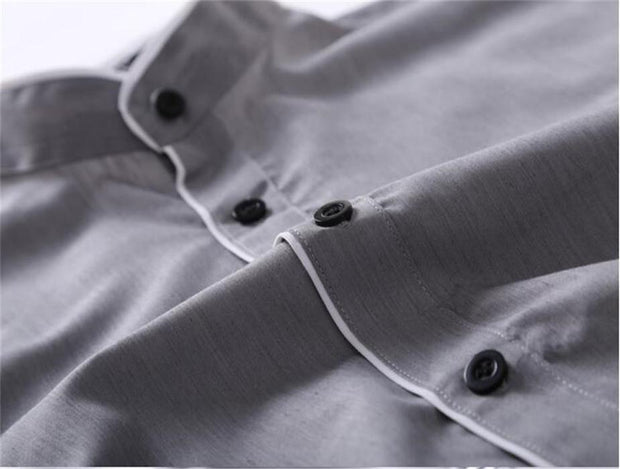 West Louis™ Fashion Trend Dress Shirt  - West Louis