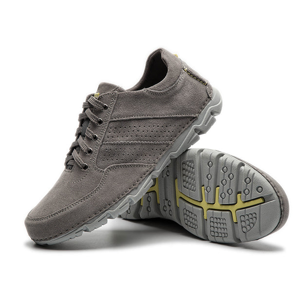 West Louis™ Cow Suede Leisure Casual Shoes