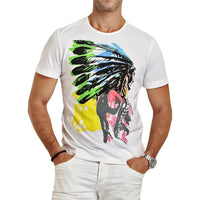 West Louis™ American Indian Swag T-Shirts  - West Louis
