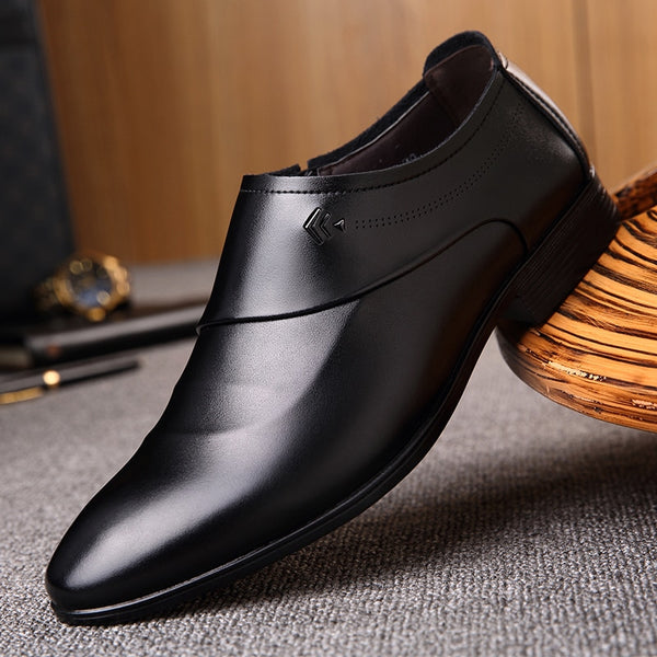 West Louis™ Formal Leather Oxford Shoes