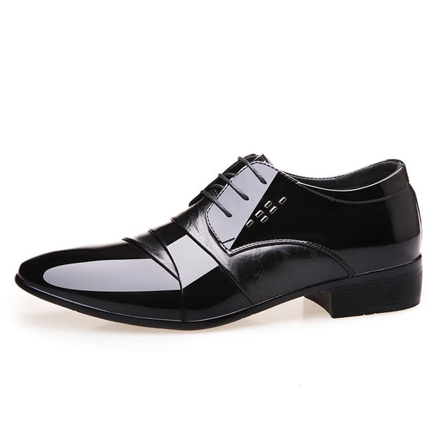 West Louis™ Formal Leather Italian Oxford Shoes