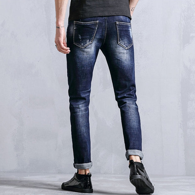 West Louis™ Slim Fit Denim Jeans