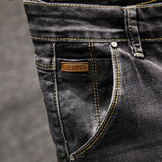 West Louis™ Casual Denim Wash Jeans