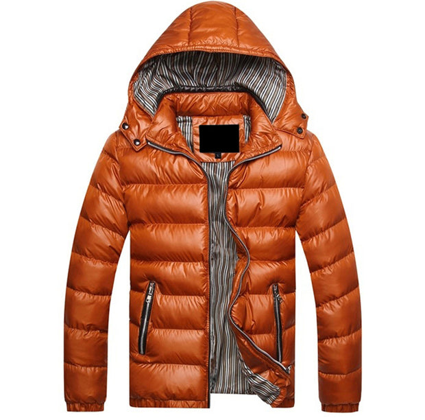 West Louis™ Winter Trend Thicker Coat