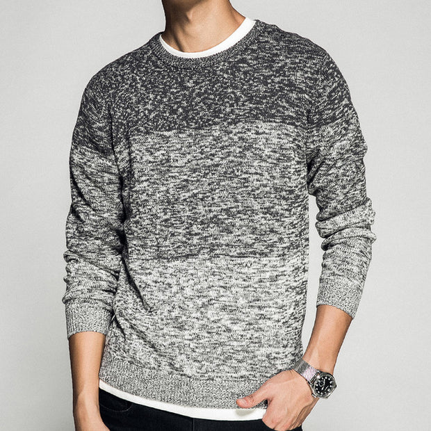 West Louis™ Knitted Autumn Pullover