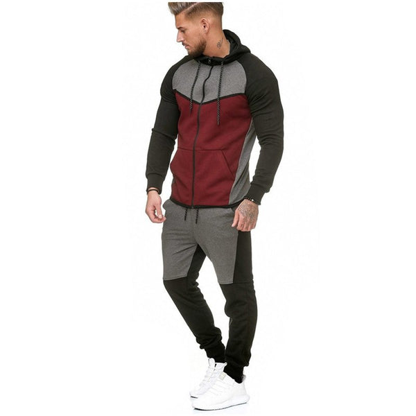 West Louis™ Men Active Sweatsuit