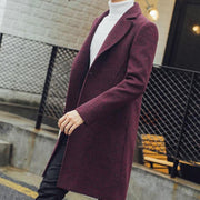 West Louis™ Long Trench Fashion Coat