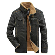 West Louis™  Wool Liner Thicker Warm Down Jacket