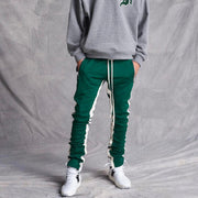 West Louis™ Striped Track Long Skinny Joggers