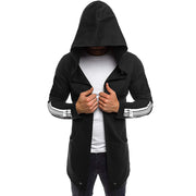 West Louis™ Hooded High Street Trench Cardigan