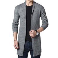 West Louis™ Winter Long Soft Cardigan