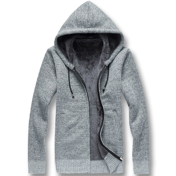 West Louis™ Fashion Slim Fit Hoodie Sweater