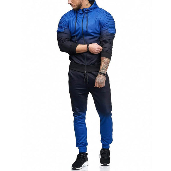 West Louis™ Ruched Raglan 2 Piece Tracksuit