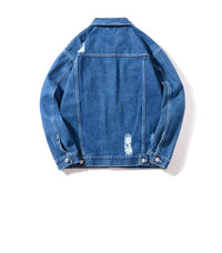 West Louis™ Spring Hole Jean Jacket