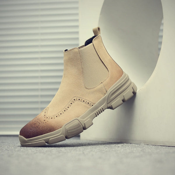 West Louis™ Comfortable Lace Up&Slip On Boots