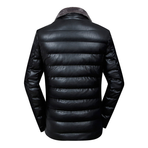 West Louis™ Brand Business Down Jacket