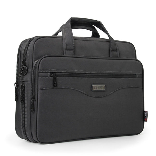 West Louis™ Multi-Function Waterproof  Briefcase