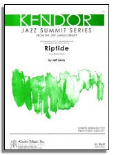 Jarvis: Riptide (Sheet Music for Jazz Ensemble)