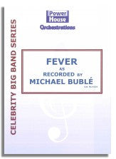 Michael Buble: Fever (Sheet Music for Big Band)
