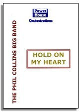 Phil Collins Big Band: Hold On My Heart (Sheet Music for Big Band)