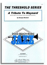 Shutack: A Tribute to Maynard (Sheet Music for Jazz Ensemble)