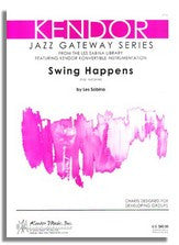Sabina: Swing Happens (Sheet Music for Jazz Ensemble)