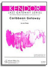 Phelps: Caribbean Getaway (Sheet Music for Jazz Ensemble)