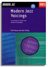 Ted Pease & Ken Pullig: Modern Jazz Voicings: Arranging For Small And Medium Ensembles