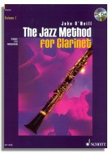 John O'Neill: Jazz Method for Clarinet